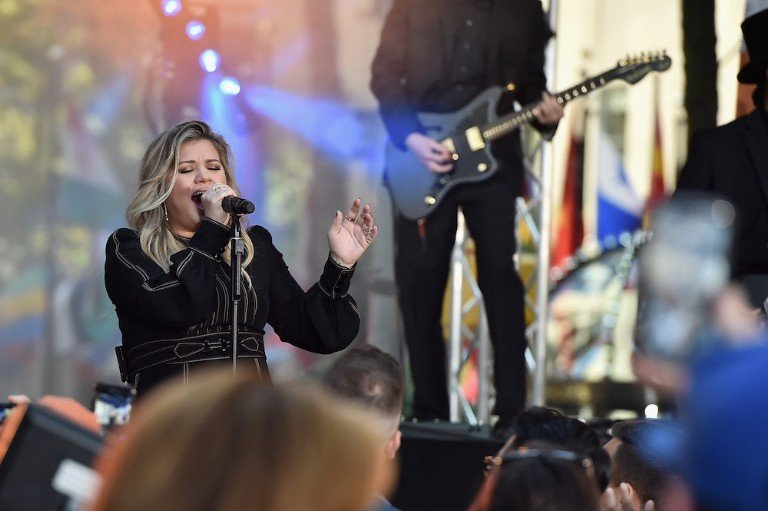 Citi Concert Series on TODAY Presents Kelly Clarkson