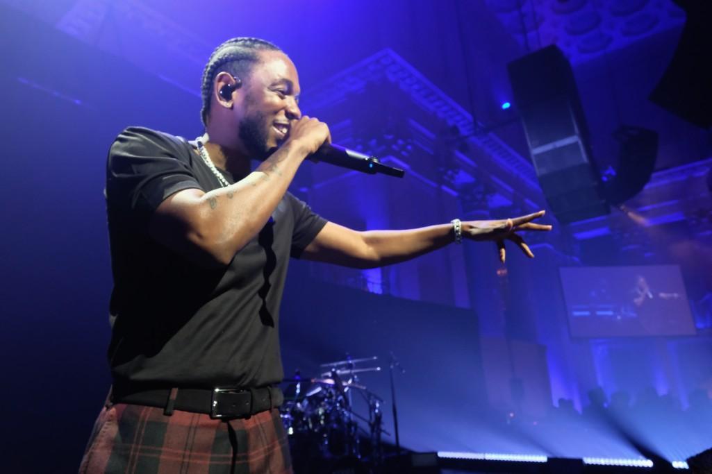Kendrick Lamar Tour Los Angeles September