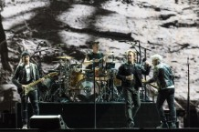 U2 In Concert - New Orleans, Louisiana