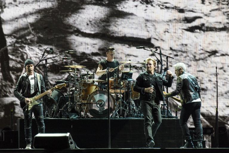 U2 In Concert - New Orleans, Louisiana