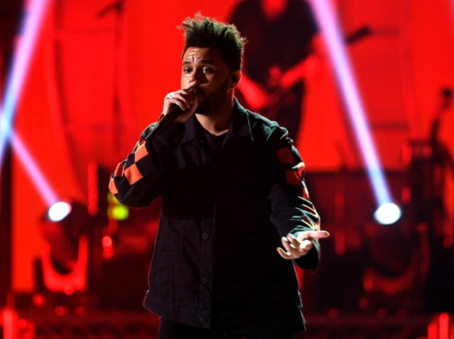 The Weeknd's Tour Crew Accused of Rape Backstage