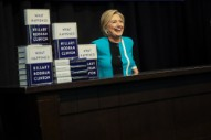Hillary Clinton's Book Has a Good Kelly Clarkson Joke