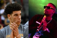 Lonzo Ball, the NBA Rookie Who Insulted Nas, Released a Not-Bad Rap Song