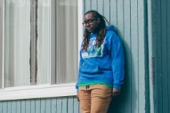 """Hear Jlin's New Remix of Ben Frost's """"Ionia"""""""