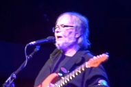 Watch Walter Becker's Final Concert With Steely Dan