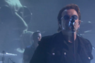 Watch U2 Play a Trump-Tinged Version of &#8220;Bullet the Blue Sky&#8221; on <i>Fallon</i>