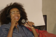 Watch Esperanza Spalding Write and Record Her New Album Live Right Now