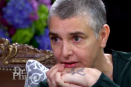 Watch Sinead O'Connor Discuss Mental Illness, <i>SNL</i>, Her Career, and More on <i>Dr. Phil</i>