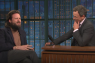 Watch Father John Misty&#8217;s Entertaining Performance and Interview on <i>Seth Meyers</i>