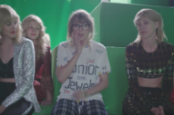 A Conspiracy Theory About the Real Purpose of Taylor Swift's New Behind the Scenes Video