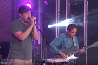 "Watch Grizzly Bear Perform ""Losing All Sense"" and ""Cut-Out"" on <i>Jimmy Kimmel Live</i>"