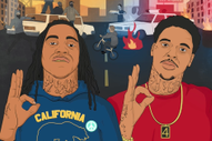 "Lil B – ""Young Niggaz (Remix)"" ft. YG"