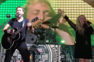Avril Lavigne Finally Got to Duet With Her Favorite Band: Nickelback
