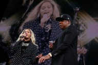 Report: Jay-Z and Beyoncé Will Hold a Hurricane Benefit Concert in Brooklyn [UPDATE]