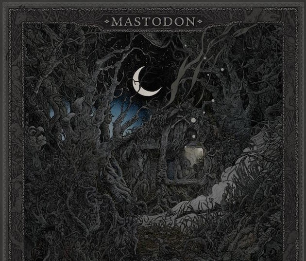 Review: Mastodon - 'Cold Dark Place'   SPIN
