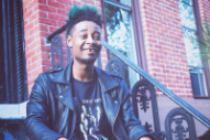 Danny Brown Fixed His Chipped Teeth