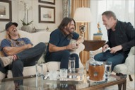 "Here's Dave Grohl Saying ""Foo Fighters"" Like He's Christopher Walken"