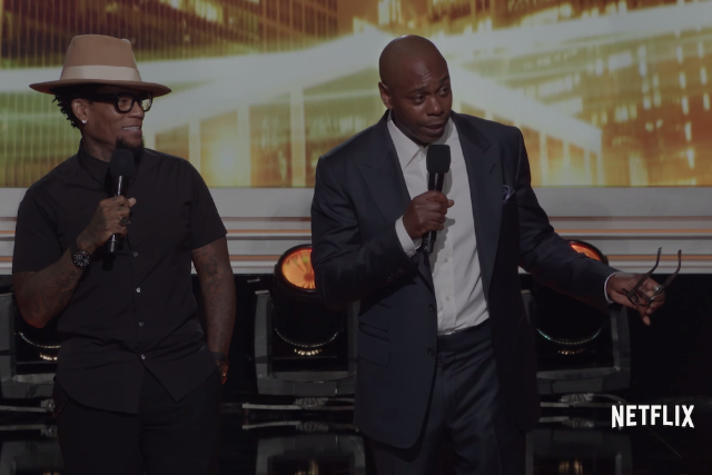 Watch Dave Chappelle, Tracy Morgan, and More in the New