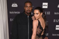 Report: Kanye and Kim Kardashian West Are Expecting a Third Child