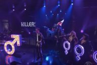 Watch the Killers Perform &#8220;The Man&#8221; on <em>Colbert</em>