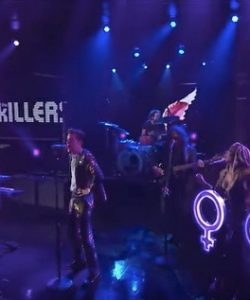 Watch the Killers Perform