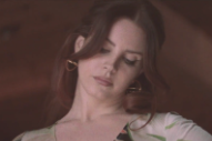 "Video: Lana Del Rey – ""White Mustang"""