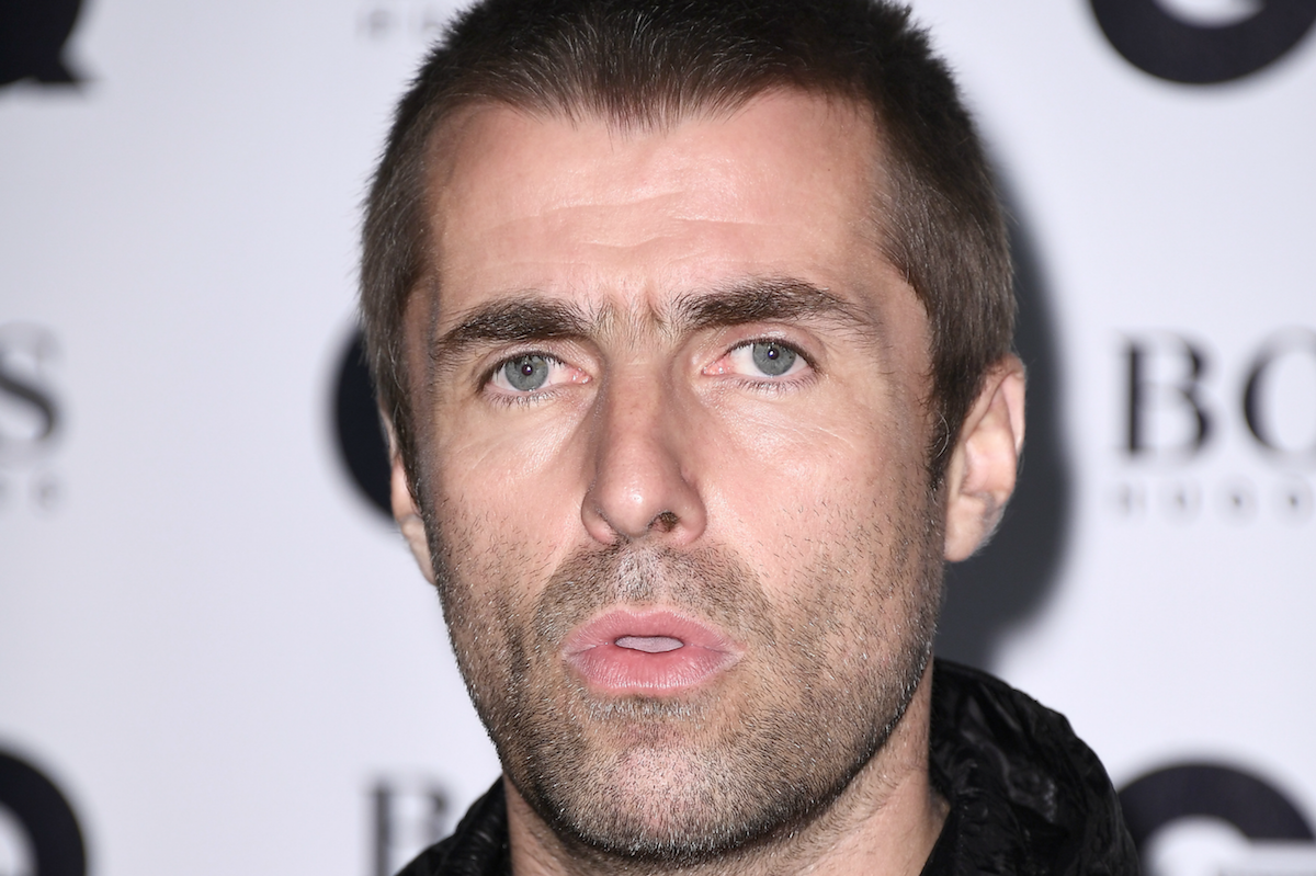 Watch Liam Gallagher Spout Off About Tea | SPIN