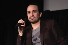 The New Yorker Festival 2015 - Lin-Manuel Miranda Talks With Rebecca Mead