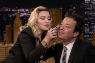 Madonna&#8217;s <i>Fallon</i> Skincare Infomercial Was the Worst Thing on TV Last Night