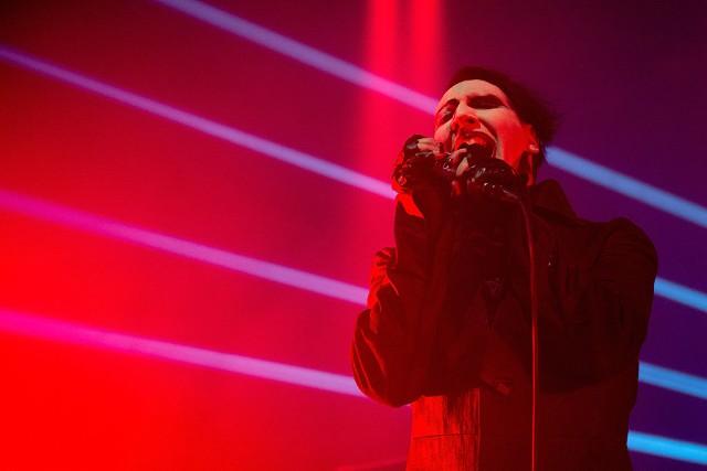 Marilyn Manson In Concert - Chicago, Illinois