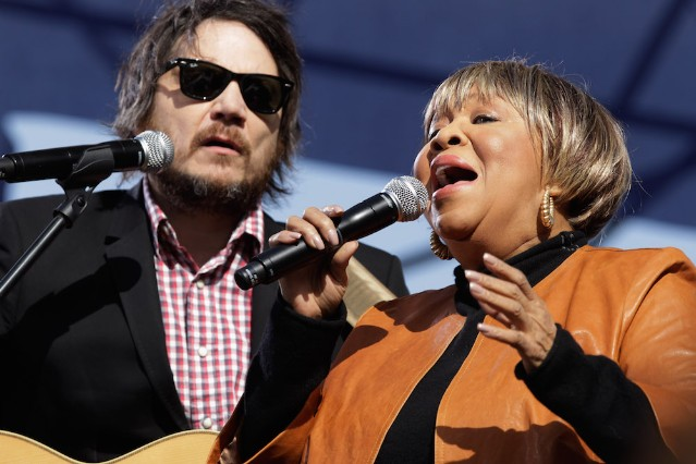 Mavis Staples Tweedy