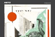 Stream METZ&#8217;s <i> Strange Peace </i>
