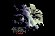 Michael Jackson&#8217;s New <i>Scream</i> Album Is a Halloween-Themed Compilation