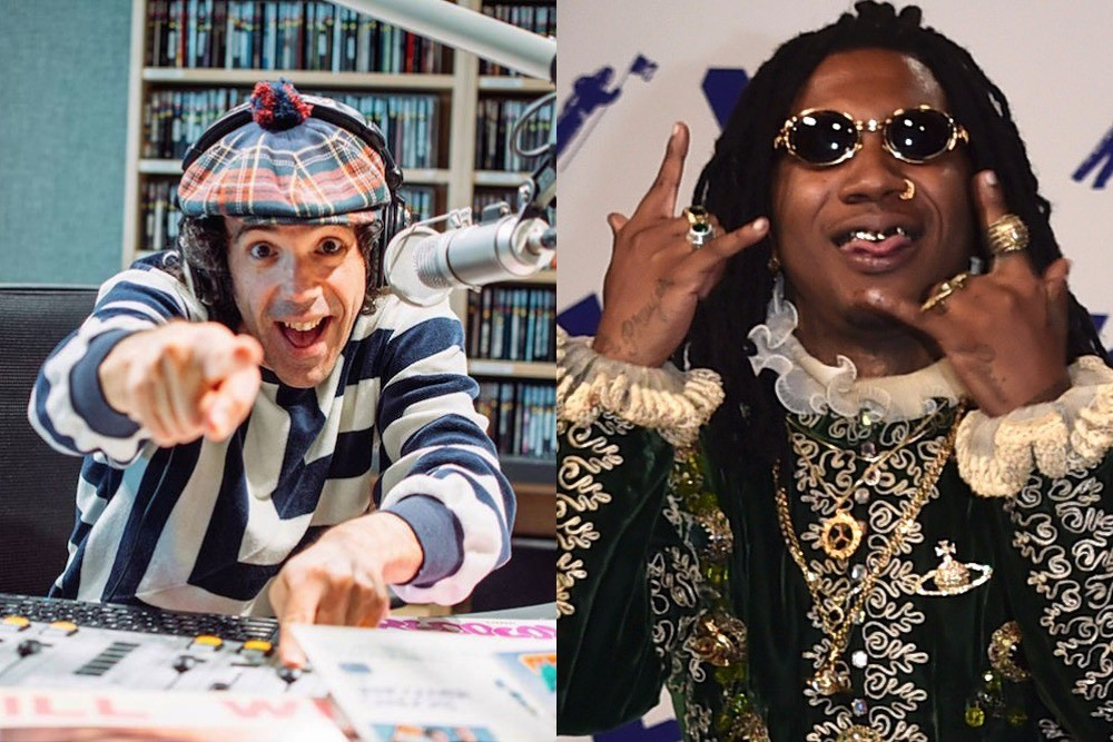 Lil B Says Mixtape Site Datpiff Intentionally Leaked His New Black