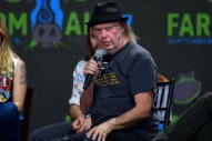 "Neil Young at Farm Aid 2017: ""America Is Already Great, We Don't Need to Apologize"""