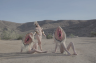 "Video: Peaches – ""Dumb Fuck"""