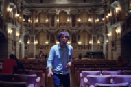 "Watch Phoenix Perform ""Ti Amo"" in an Italian Theater"