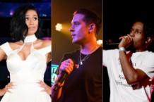 Cardi B G-Eazy A$AP Rocky