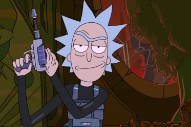 Listen to a Metal Makeover of the <em>Rick &#038; Morty</em> Theme