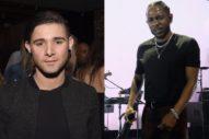 """Kendrick Lamar – """"HUMBLE."""" (Skrillex Remix)"""