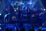 Watch the National Play &#8220;Day I Die&#8221; on <i>Colbert</i>