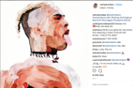 "XXXTentacion Tells Artist to ""Take Care of Yourself"" After Allegedly Stealing His Art For Merch"