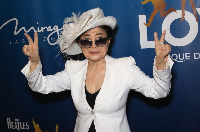 Yoko Ono Turns on John Lemon