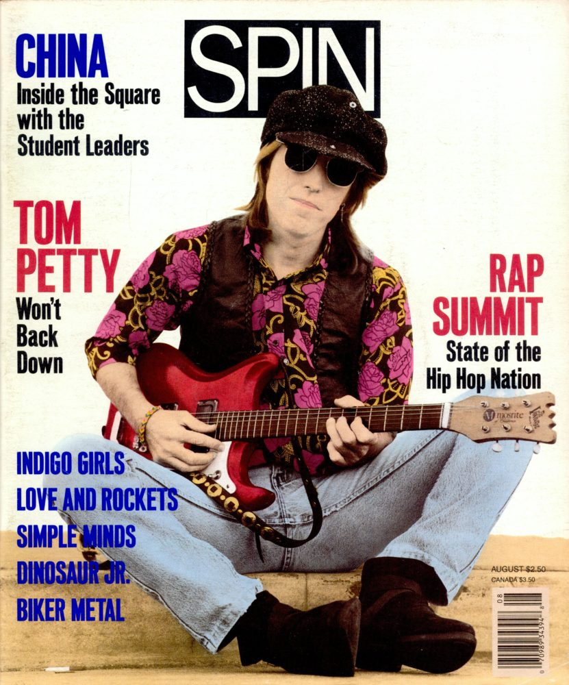 Tom Petty&#8217;s 1989 <i>Full Moon Fever</i> Cover Story: Raised on Promises