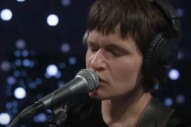 Watch Big Thief Perform on Seattle's KEXP