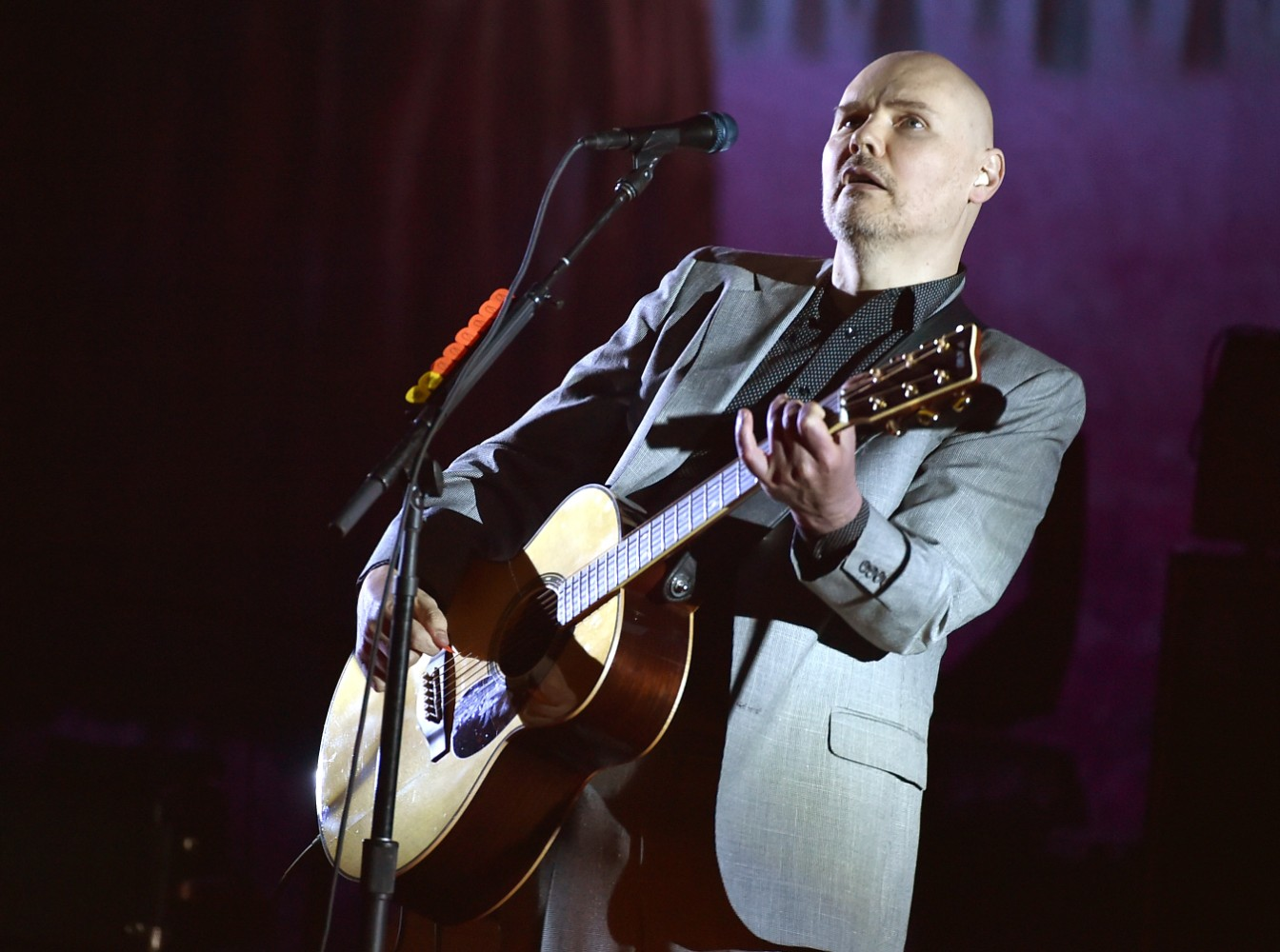 William Patrick Corgan Is Living the Dream