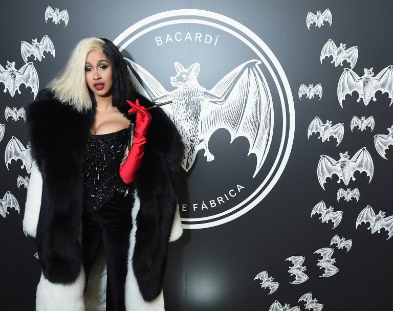 BACARDI Presents Dress To Be Free With Performances By Cardi B And Les Twins