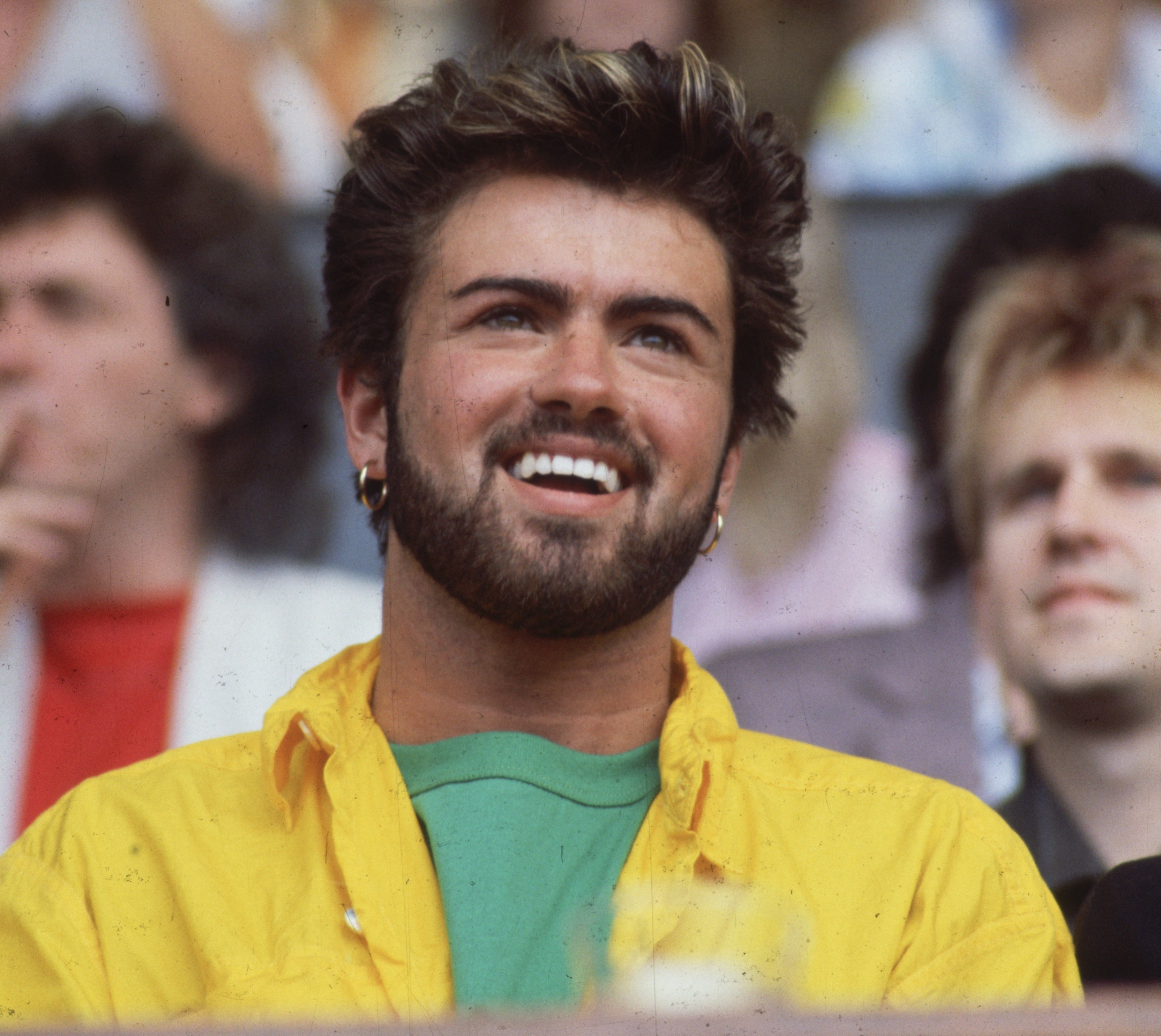 George Michael's 1987 <i>Faith</i> Interview: George Michael Wants Your Respect