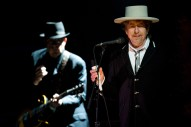 """Watch Bob Dylan Cover Tom Petty's """"Learning to Fly"""" at a Colorado Concert"""