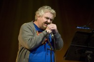 "Watch Daniel Johnston and Jeff Tweedy Cover the Beatles' ""You've Got to Hide Your Love Away"" Live in Chicago"